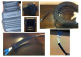 Koord van het Flard van de Vezel van de Assemblage van de Kabel Pdlc van Rru van Ftta het Gepantserde Openlucht Waterdichte Optische
