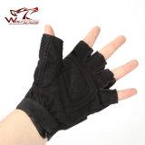 Handschoenen van de Aanval van het Toestel van Airsoft Paintball van de Vinger van de mep de Halve Tactische