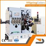YFSpring Coilers C690 - шесть сервомеханизмы диаметр провода 4,00 - 9,00 мм - пружины с ЧПУ станок намотки