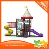 Parque comercial fabricante de juegos de diapositivas de la infancia