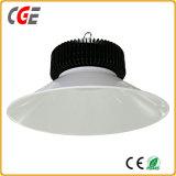 Mercado estupendo blanco industrial 120W de los altos de la bahía del LED lúmenes de la luz altos que enciende la calidad estable 2017 de las lámparas del reemplazo del supermercado ahorro de energía del almacén