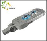 Indicatore luminoso di via registrabile di IP67 LED con 5 anni della garanzia 100W LED di indicatore luminoso di via impermeabile