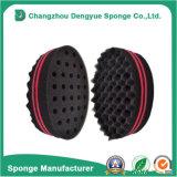 Oval Doubleside fábrica Secador de pelo de proveedor de esponja Curl Curl esponja