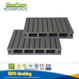 Impermeáveis resistentes ao desgaste composto de plástico de madeira Deck WPC 150*25m