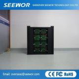 Le SMD3535 P16mm Affichage LED de plein air avec le Cabinet de 1024*1024mm