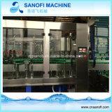 自動炭酸飲料のびん詰めにする機械装置
