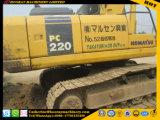 Komatsu PC220-7 caliente usadas de excavadora Komatsu PC220-7