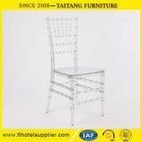 Cadeira de empilhamento desobstruída elegante de Chiavari