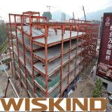 Металлические пространства стали структурные здание для пролить вилла проекта