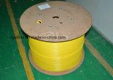 Dell'interno Using cavo su un lato, duplex e MP & millimetro può essere ha scelto il cavo ottico della fibra