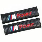 Dell'automobile coperchio per M.-Potere, carbonio del rilievo di spalla della cintura di sicurezza sicuro