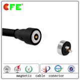 Gleichstrom-runder Typ magnetischer Kabel-Verbinder