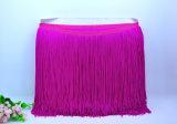 도매 20cm 춤 복장을%s 추가 색깔 나일론 두 배 스레드 프린지 레이스