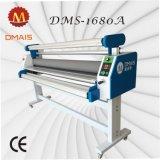Máquina quente 63inch da laminação do grande formato de DMS-1680A '' para a tela