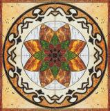 Patrón de la flor de cristal pulido azulejos alfombras de Baldosa Cerámica de 1200x1200mm (BMP21)