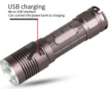 1100 Lumens  Camping를 위한 Kl L5 S LED Flashlight