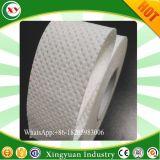 Las mujeres toalla sanitaria pelusas Airlaid Material de la pulpa de papel absorbente