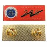 O metal mais barato Hotsale Monograma do logotipo da empresa (R0-17)