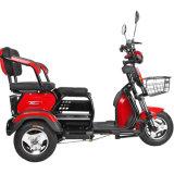セリウムが付いている3つの車輪のオートバイのスクーター