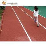 Pavimentazione di gomma del granello approvato di sicurezza EPDM dello SGS per il campo giochi dei capretti