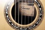 Guitarra clássica mestra de Luthier da Olá!-Extremidade
