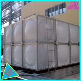 Накладные стальные с повышенными привилегиями структуры GRP резервуар для хранения воды