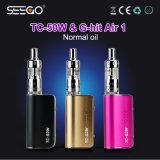 Seego 상표 큰 수용량 기화기 & 2000mAh 다기능 건전지 E 담배