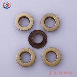 반지, 정연한 금속 작은 구멍이 주문 스테인리스 단화 작은 구멍에 의하여, 타원형 금관 악기 커튼 작은구멍을 낸다