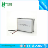 中国Facotry 2のストリップのリチウム電池のパック、7.4V、熱くする手袋のための2000mAh、熱くする製品