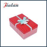Оптовая торговля 4c бумагу отпечатанной новогодние подарки упаковки картонных коробок