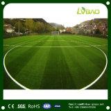 安いサッカー競技場のフットボールの草のカーペットの人工的な泥炭