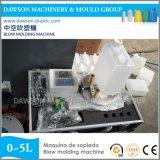 Machine de moulage par soufflage automatique de l'Extrusion 0~5L bouteille de détergent