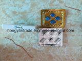 Pérdida de peso natural de las píldoras azules V-Máximas que adelgaza la comida sana de la píldora