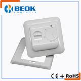termóstato mecánico del termóstato eléctrico de la calefacción 16A para la calefacción por el suelo