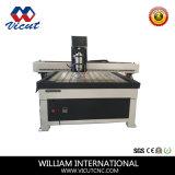 Machines acryliques en bois de commande numérique par ordinateur d'aluminium (VCT-1530WE)