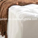 Microfiber ha imbottito la fodera per materassi della protezione del materasso/
