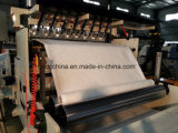 フィルター材料のための熱い溶解のファイバーの吹き付け塗装薄板になる装置