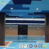 Tuiles décoratives de plafond d'Environmentaly pour des matériaux d'immeuble de bureau