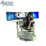 Novo Design 3 DOF simulador de corridas de arcada