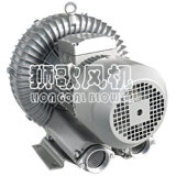 ventilador de alta presión del giro del anillo del aire 1HP para la extracción del humo