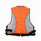 Модные защитные спасательные жилеты рыболовства пены