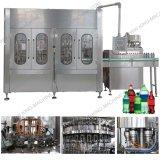 Enchimento da água de soda do sabor e máquina de embalagem