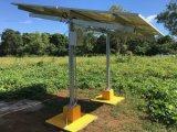 가정 사용, 관개를 위한 잠수할 수 있는 태양 수도 펌프 3 인치 24V DC