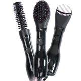 Многофункциональные волосы вводя раскручиватель в моду волос щетки горячего воздуха комплекта инструментов электрический вращая