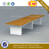 Conception classique de bureau en verre de bon marché de la Chine (HX-8NE054)