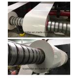 Papel adesivo de alta qualidade Cortador Rebobinador