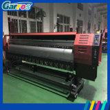печатная машина гибкого трубопровода принтера холстины зрения печатание плаката гибкого трубопровода 3.2m односторонняя