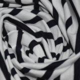 152GSM 100%年の綿の糸の染められた縞によってマーセル加工される終わりジャージー