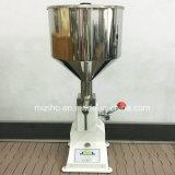 Manual de la máquina de llenado de agua de alta calidad de la máquina de llenado de líquido