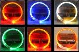 빛을%s 가진 도매 번쩍이는 애완 동물 지도 USB LED 개 목걸이